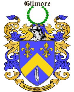 GILMORE family crest